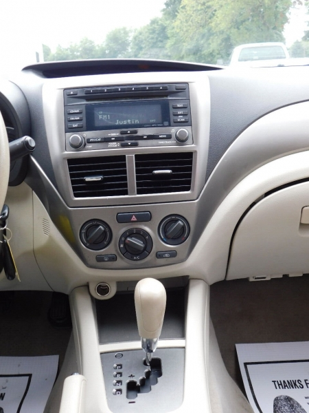 Subaru Impreza 2008 price