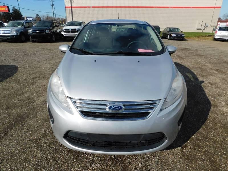 Ford Fiesta 2013 price $3,990