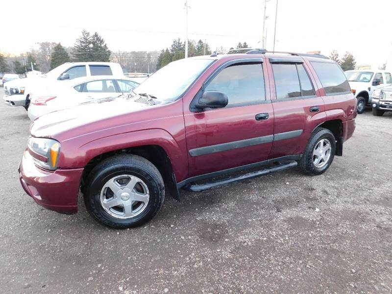 Chevrolet TrailBlazer 2005 price $2,990