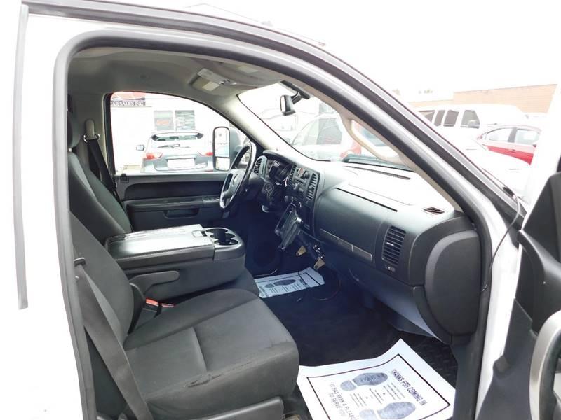 Chevrolet Silverado 3500HD 2011 price $21,000