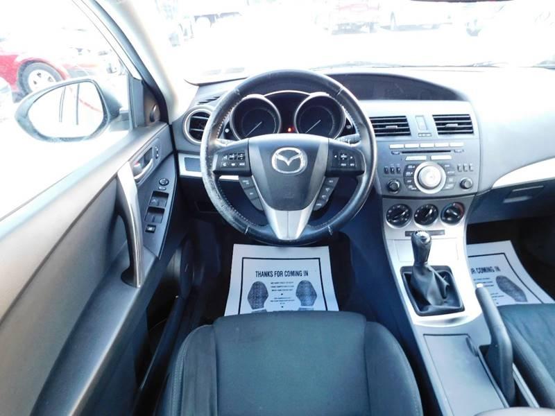 Mazda MAZDA3 2011 price $3,990