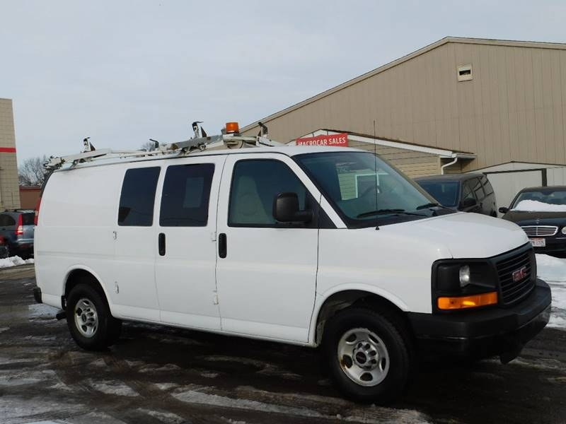 GMC Savana Cargo 2008 price $6,990