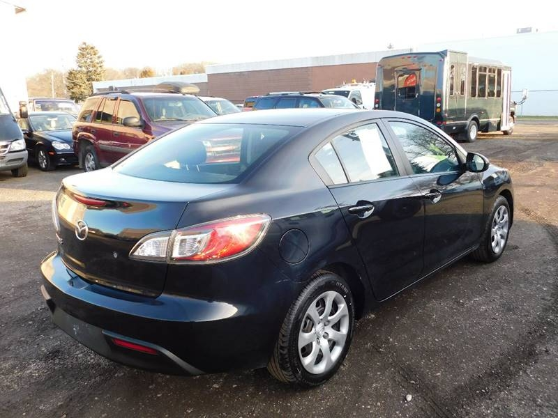 Mazda MAZDA3 2011 price $4,700