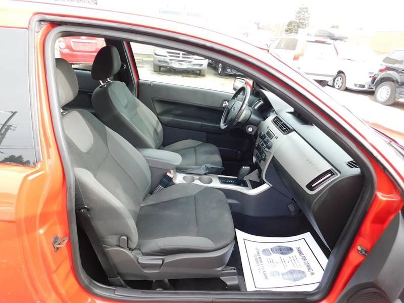 Ford Focus 2008 price $2,990