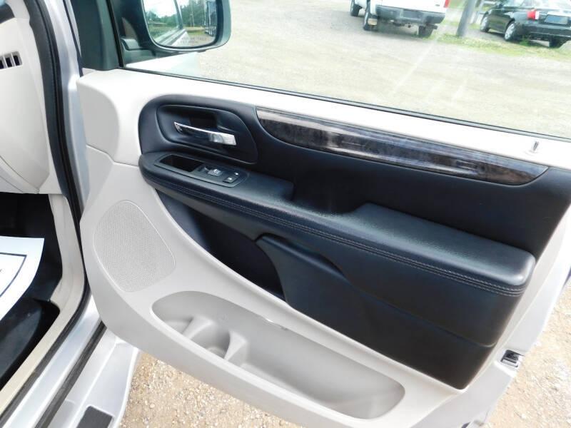 Dodge Grand Caravan 2012 price $14,900