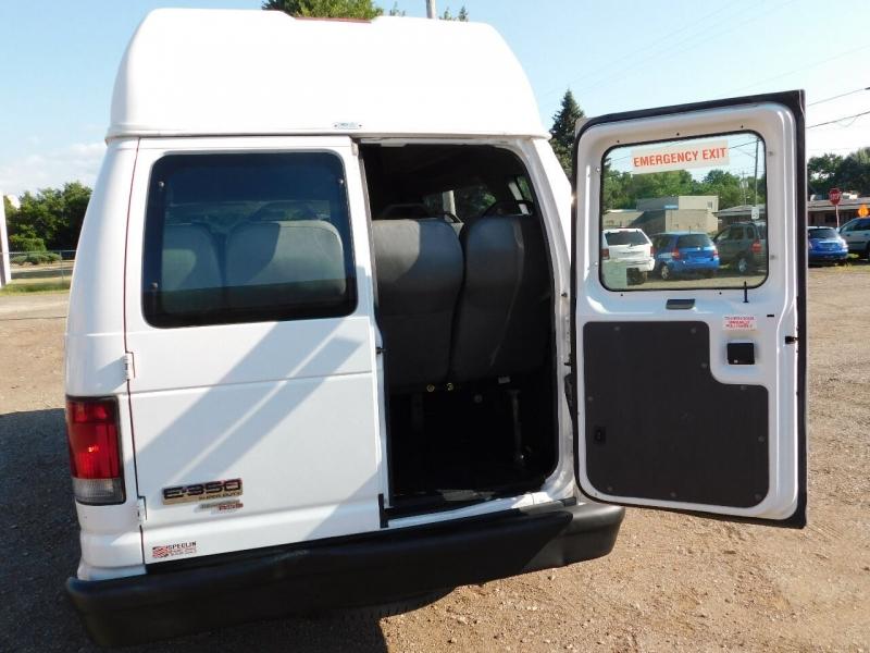 Ford E-Series Cargo 2012 price $14,990
