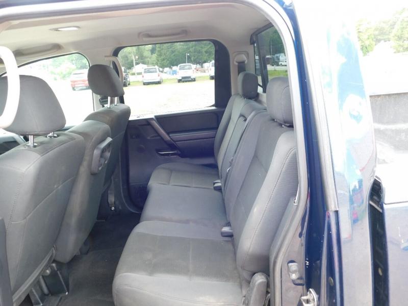 Nissan Titan 2009 price $9,900