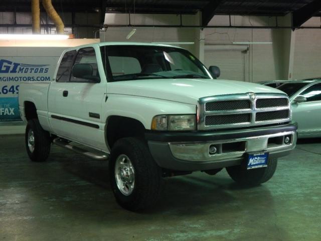 2001 Dodge Ram 2500