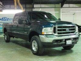 Ford Super Duty F-350 SRW 2003