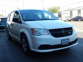 Dodge Cargo Van 2013