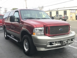 Ford Excursion 2004