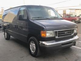 Ford Econoline Cargo Van 2003
