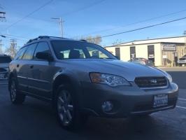 Subaru Legacy Wagon 2007