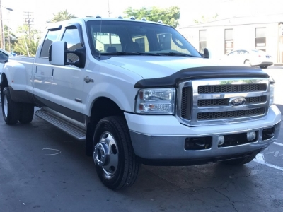 2005 Ford Super Duty F-350 KING RANCH BULLETPROOF 4WD