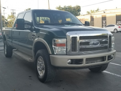 2008  F-350 SRW 4WD Crew Cab (AWESOME TRUCK)