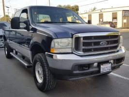 Ford Super Duty F-250 2004