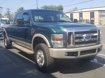 2008 Ford Super Duty F-250 4WD Crew Cab KING RANCH LONG BED