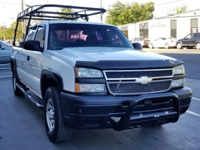 "2007 Chevrolet Silverado 1500 Classic 2WD Ext Cab 143.5"" Work Truck"