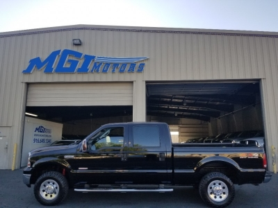 2006 Ford Super Duty F-250 Crew Cab XLT 4X4 FX4