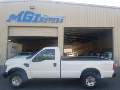"2008 Ford Super Duty F-250 SRW 4WD Reg Cab 137"" XL"