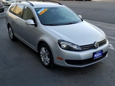 2014 Volkswagen Jetta SportWagen DSG TDI, TURBO DIESEL, LEATHER