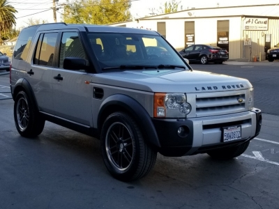 2005 Land Rover LR3 SE Fully Loaded