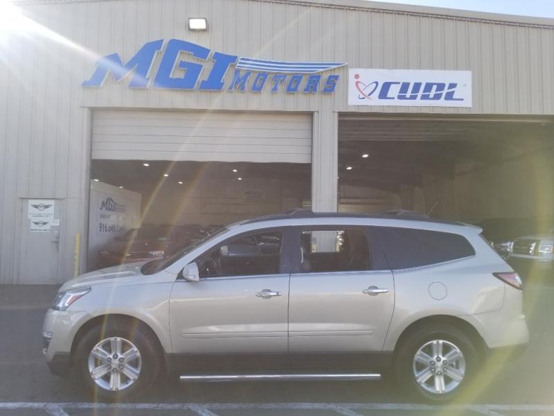 Chevrolet Traverse 2013 price $9,995
