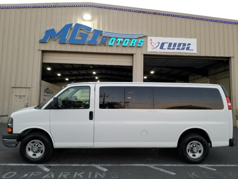 Chevrolet Express Passenger 2014 price $16,995