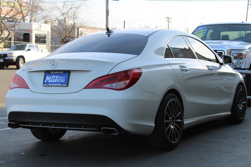 Mercedes-Benz CLA 2016 price $19,995