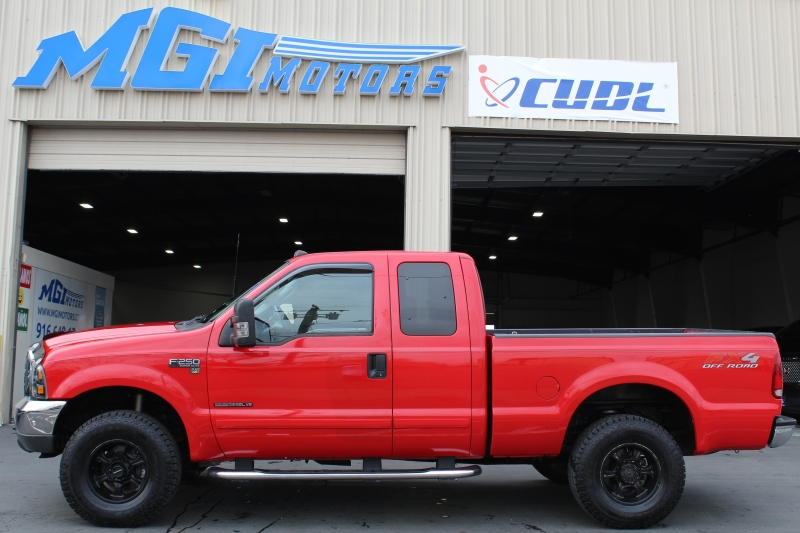 Ford Super Duty F-250 2003 price $14,995