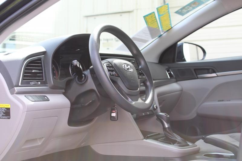 Hyundai Elantra 2018 price $10,995
