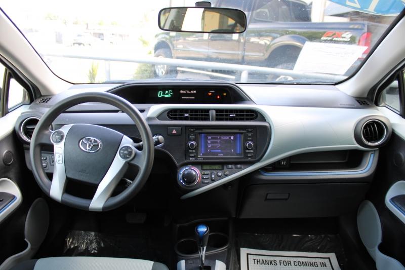 Toyota Prius c 2012 price $6,495