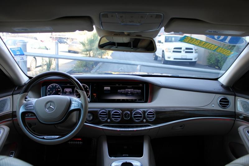 Mercedes-Benz S-Class 2016 price $44,995