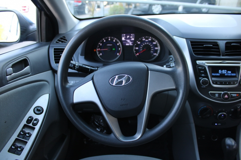 Hyundai Accent 2016 price $6,995
