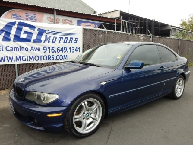 2004 BMW 3 Series 330Ci Coupe - Inventory | | Auto dealership in ...