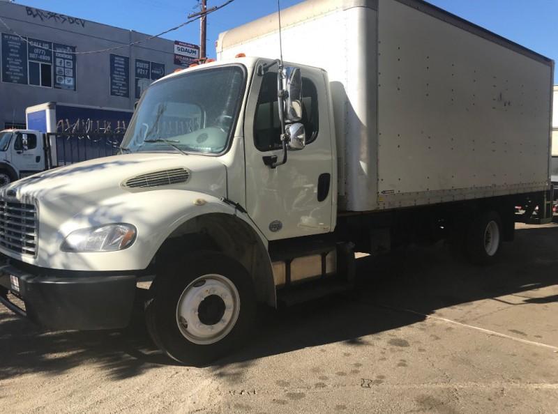 Freightliner M2 106 2014 price $24,900