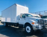 Ford F650 2013
