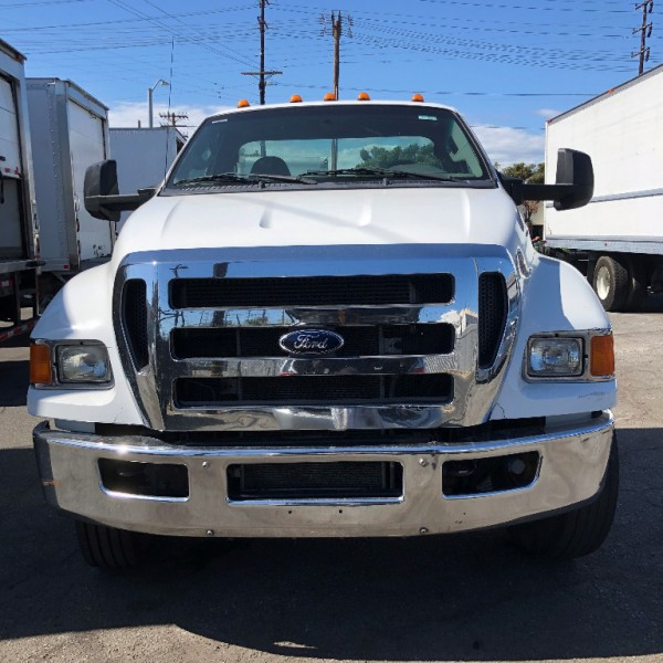 Ford Super Duty F-650 Straight Frame 2013 price $48,000