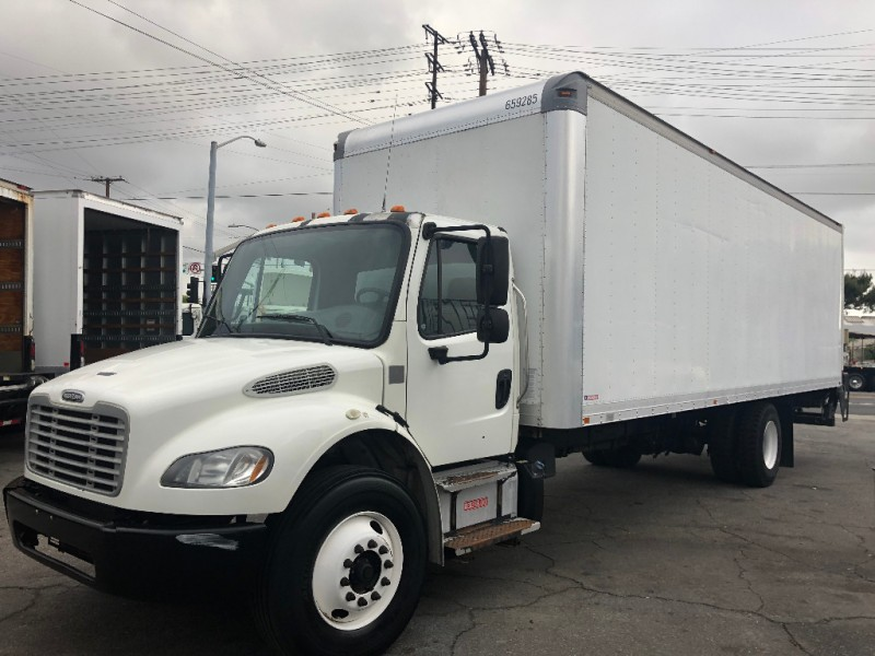 Freightliner Business Class M2 2013 price $34,900