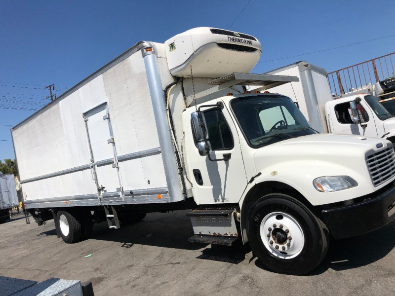 Freightliner Business Class M2 2015 price $0
