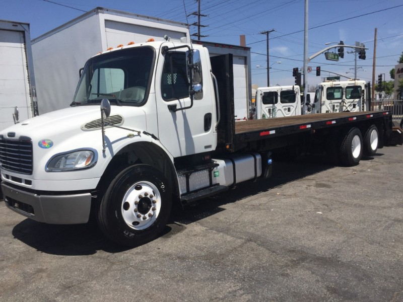 Freightliner Business Class M2 2012 price $27,000