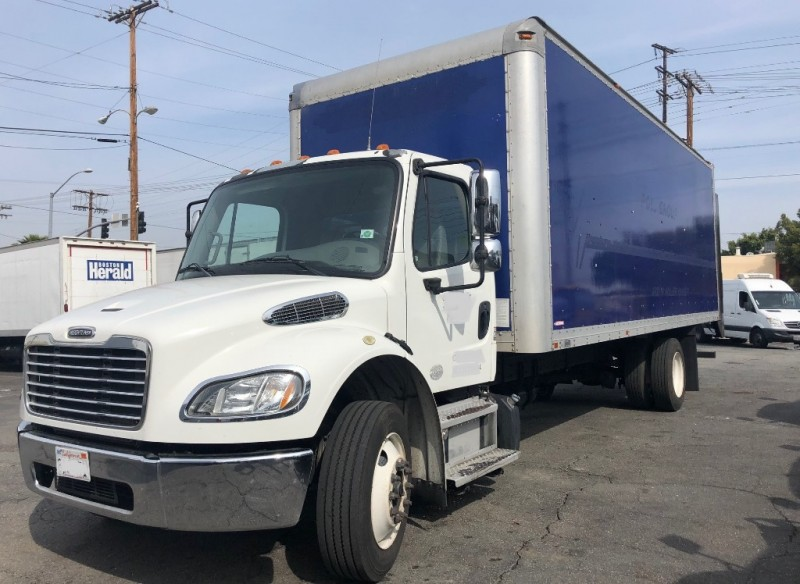 Freightliner M2 2013 price $31,500