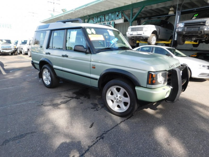 Land Rover Discovery 2004 price $4,995