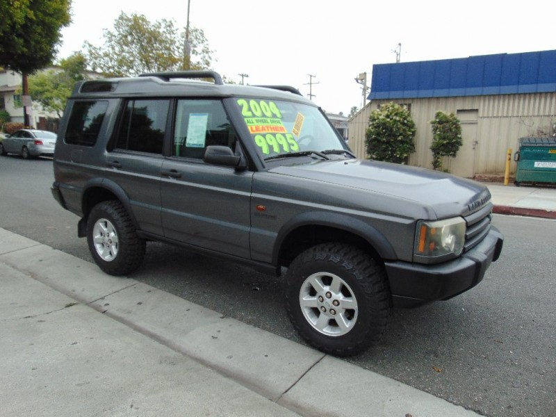 Land Rover Discovery 2004 price $9,995