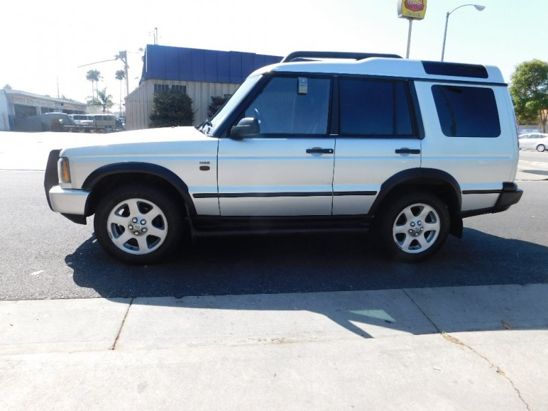 Land Rover Discovery 2004 price $7,995
