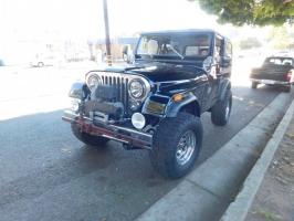 Jeep CJ 4WD 1985