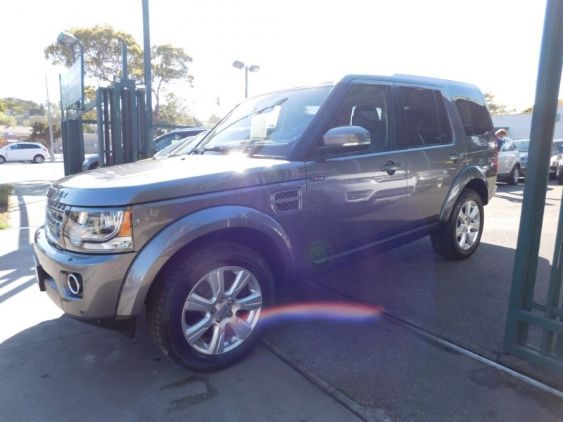 Land Rover LR4 2014 price $28,995