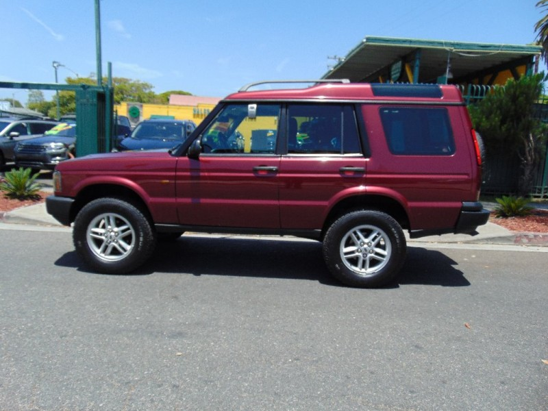 Land Rover Discovery 2003 price $6,995