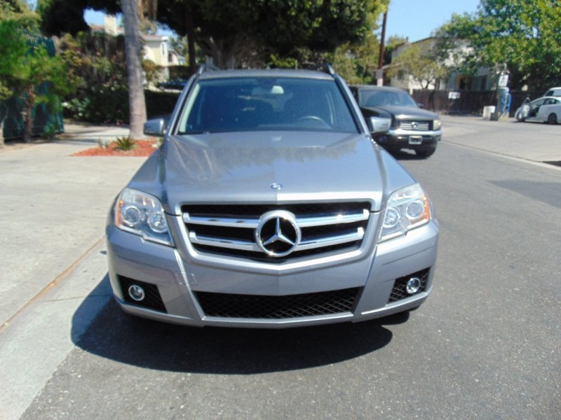 Mercedes-Benz GLK-Class 2011 price $11,995