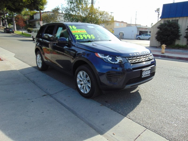 Land Rover Discovery Sport 2016 price $21,995